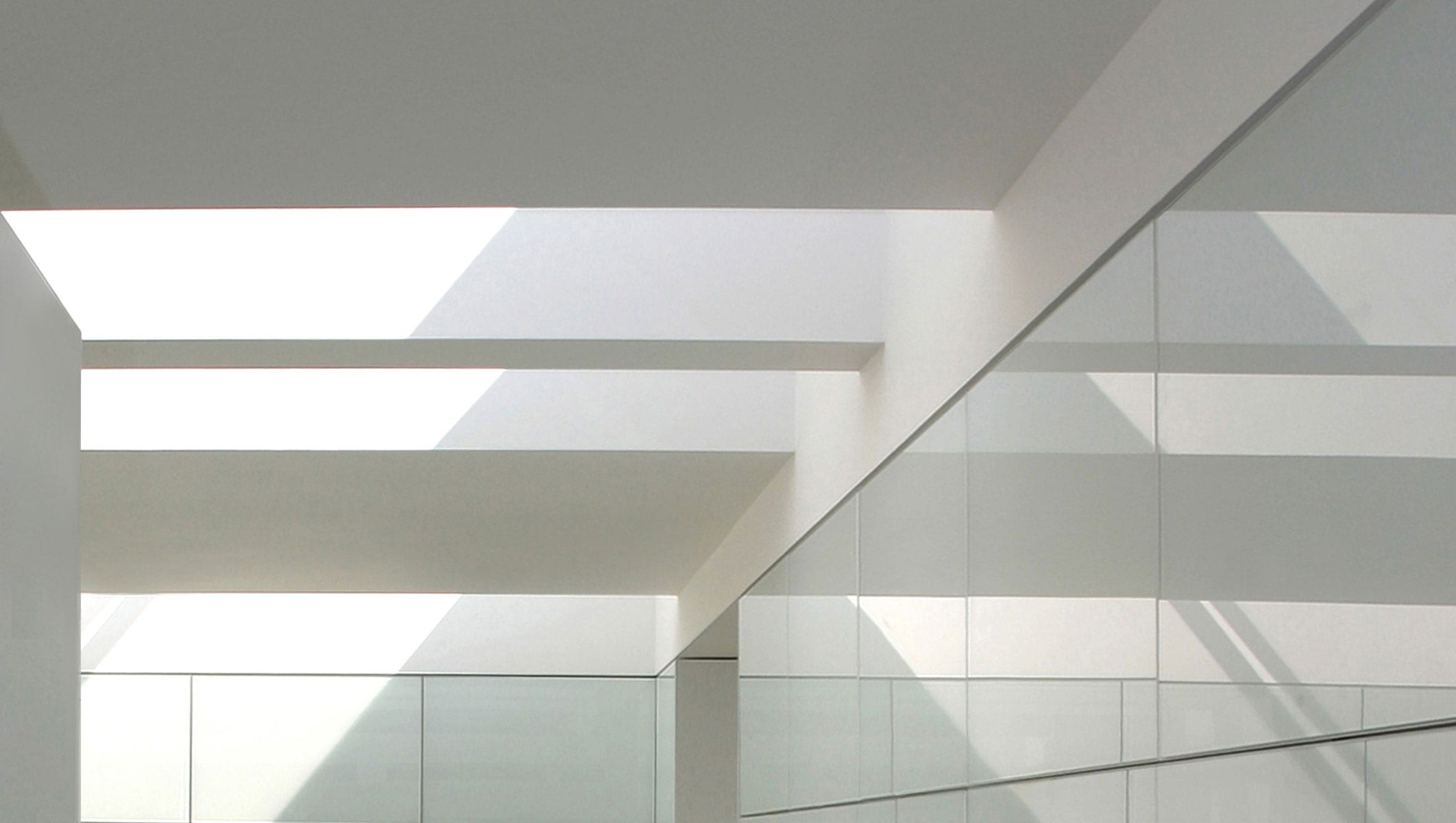 Willow House rooflights