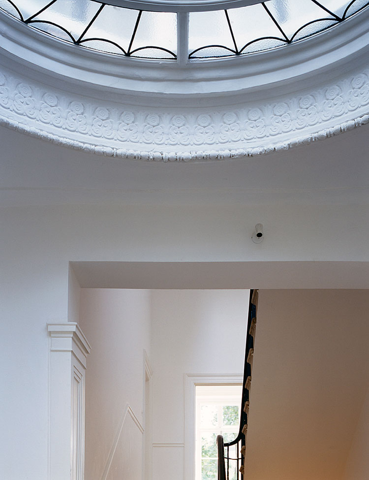 Fitzroy Square rooflight